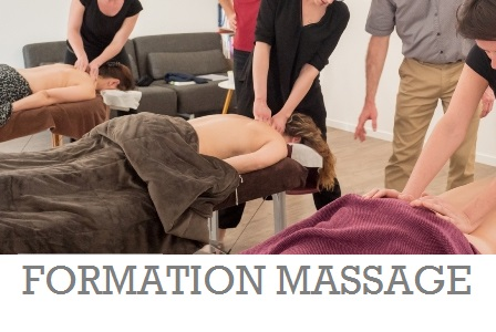 FORMATIONS MASSAGES