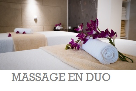 MASSAGE EN DUO CHATEAURENARD